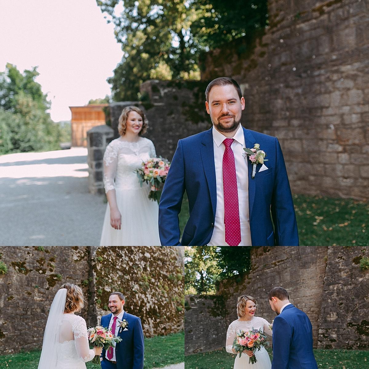 Orangerie Langenburg Hochzeitsfotos