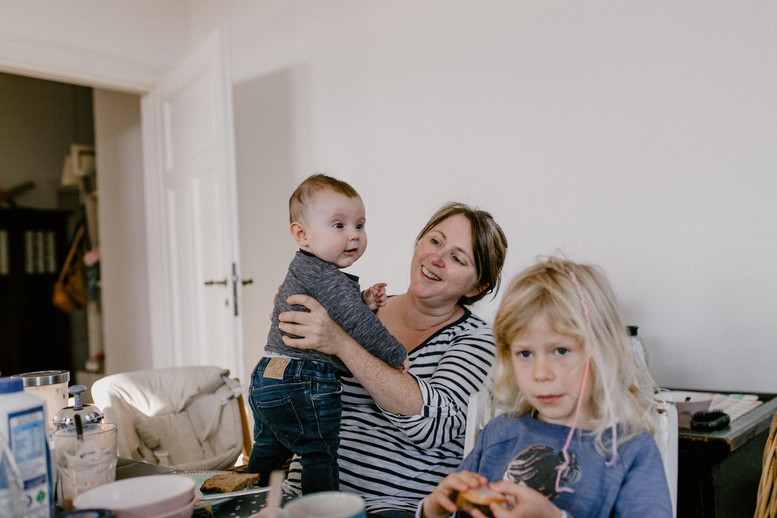 Familienbilder - Homestory